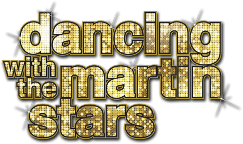 Dancing with the martin stars