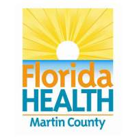 Florida Department of Health in Martin County logo